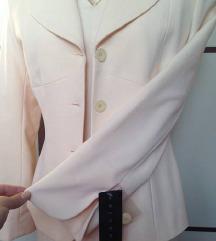Új, egyedi pasztell színű kosztüm, blézer + ruha