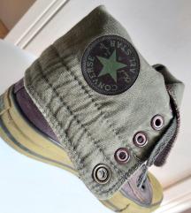 LEÁRAZÁS! Converse hosszúszárú egyedi tornacipő