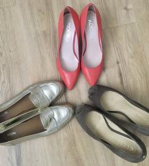 Bőr cipők