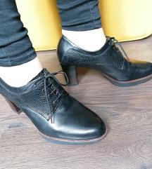 Tamaris bőr cipő