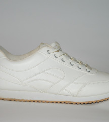 H&M DIVIDED fehér sportcipő