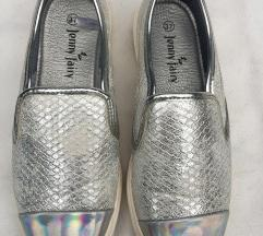 Chrome slip on