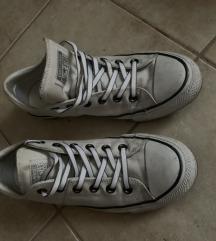 Converse fehér ezüst 40