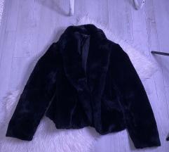 Zara szőrme kabi