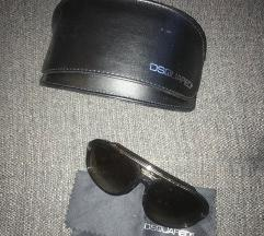 Dsquared2 aviator stílusú designer napszemüveg