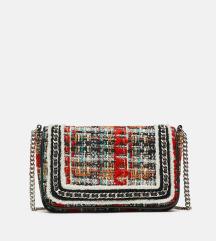 Zara tweed táska