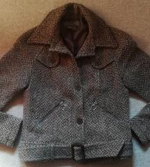 Tweed rövid kabát