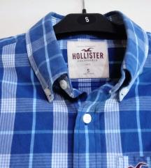 Hollister kockás férfi ing