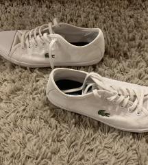 Lacoste vászon tornacipő