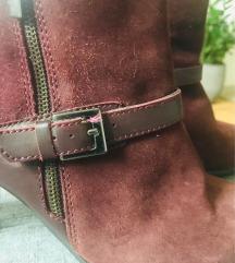 Marks & Spencer velúrbőr csizma 41es