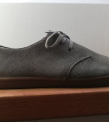 Fred Perry - Byron szürke velúrbőr cipő 43-as