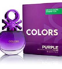 BENETTON Colors de Benetton Purple EdT 50 ml