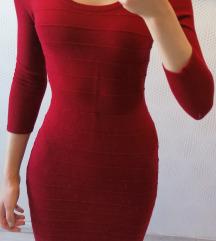 Orsay  bordó ruha