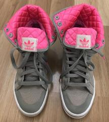 Adidas ORIGINALS szürke-pink női cipő