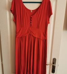 Piros nyári ruha