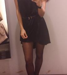 Fekete H&M csipkés ruha