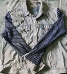 Farmer, anyag ujjú dzseki