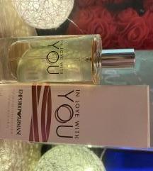 FOGLALT Eredeti Emporio Armani Parfüm 15ml