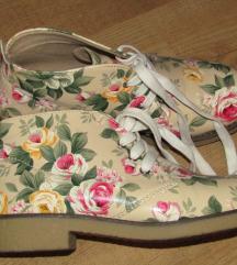 Jenny Fairy virágos bakancs/cipő 37-es