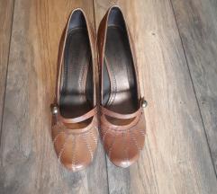 Marco Tozzi valódi bőr női cipő-ÚJ!