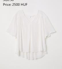 ANNA GLOVER x H&M blouse