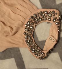 H&M kövekkel díszített ruha