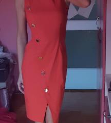 Címkés Mohito gyönyörű piros ruha