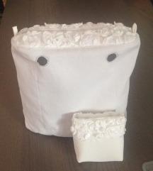 3D virágos chic belső  szett