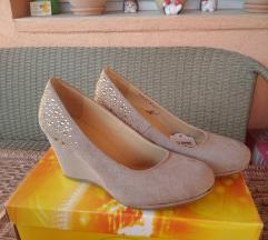 ÚJ Graceland köves éksarkú cipő gyönyörű 37/38 ÚJ