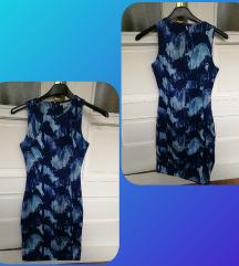 Kék bodycon ruha 👗