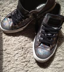 Converse cipő 38-as bth. 24,5 cm Valódi bőr!