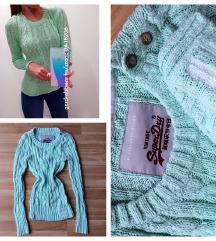 Superdry kötött pulóver