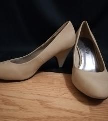 Bézs alkalmi cipő