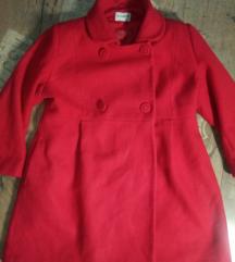 Piros kabátka
