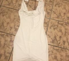 Mayo Chix fehér ruha S-es