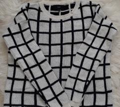 S-es kötött pulcsi