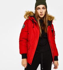 Bershka téli kabát  M-es