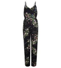 New Look virágos overal - jumpsuit - vadiúj -