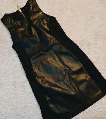 Bőrhatású ruha