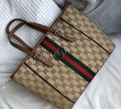 Barna Gucci női táska
