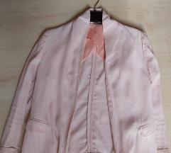Rózsaszín Bershka kardigán