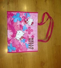 Hello Kitty strandtáska