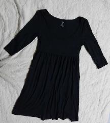 🎀 H&M fekete ruha S-es 🎀