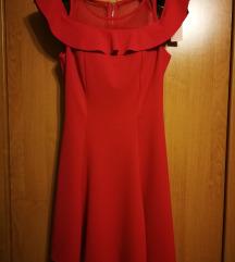Eladó új piros ruha