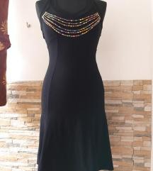 Elegáns fekete ruha