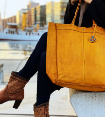 Harbour 2nd gyönyörű igazi bőr táska