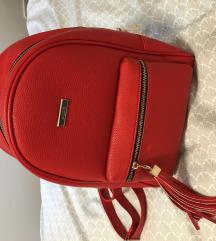 Aldo piros hátizsák