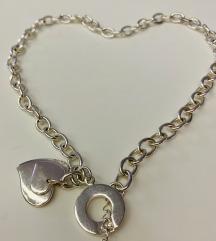Ezüst Tiffany  nyaklánc