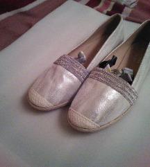 Új ezüst cipő eladó