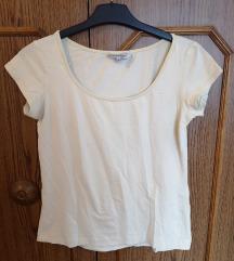 C&A vanília színű póló, XL